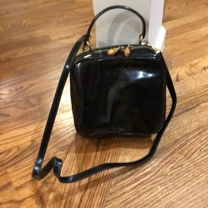 Gucci black bag